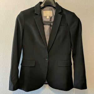 Banana Republic Women's Black Suit Jacket Sz 4P